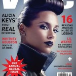 Looking Flawless: Alicia Keys Covers VIBE Global Issue & Gives First 'Real' Interview