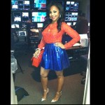 Styling On Them Hoes: Ashanti In Christian Louboutin Spring 2012 Pumps & Carrying A Chanel Bag