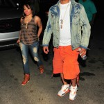 ATL Nightlife: T.I. & Tiny, Roscoe Dash, Wale & Nelly Partying At The Velvet Room