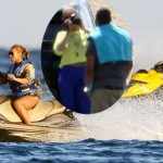 Jet Skiing In St. Bart: Jay-Z & Beyonce Riding Dirty & Shares Photos Of Themselves On The Side Of The Road