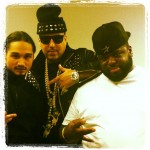 """Do These Guys Run NYC? French Montana Releases """"Stylin On You"""" Visual Ft. Chinx Drugz & Flip"""