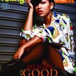 Meagan Good Covers Rolling Out: Talks Her Future Plans, Preacher Fiancé & Being Completely Celibate