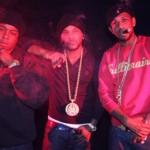 Fashion Me Dope: Fabolous Rocking LaVie Clothing Trillionaire Red Crew Neck Sweatshirt & Hermes Belt