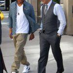 "Sneaker Me Dope: Jay-Z Visits Jacob The Jeweler In Air Jordan 3 ""True Blue"""