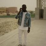 Styling On Them Lames: Kanye West Rocking $250 YMC Snakeskin Deck Shoes & His Custom Denim Jacket