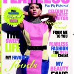 Bright & Beautiful: Meagan Good Covers Fearless Magazine