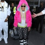 Spotted Across The Ponds: Nicki Minaj Arrives In London, Set To Launch New Fragrance