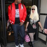 Back In Los Angeles: Nicki Minaj Spotted Arriving To LAX