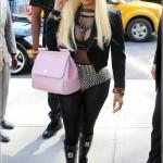 Celebs On The Scene: Nicki Minaj, Chris Brown, Amber Rose, Meek Mill & Big Sean Making Their Rounds
