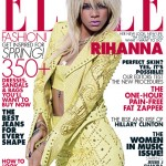 Front Page Her: Rihanna Covers Elle Magazine, Talks Breaking Up With Chris, Having Kids & Finding The Right Man
