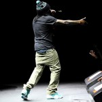 Sneaker Me Dope: Wale Rocking Nike Air Penny V 'Miami Dolphins'