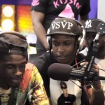 Jacking For Beats: A$AP Rocky & His A$AP Mob Freestyle In DJ Skee's Studio