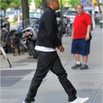 Celebs Styling In The Limelight: Jay-Z, Monica, Trina, Rihanna & Russell Westbrook Making Their Rounds
