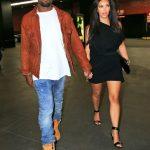 Hollywood's Hottest Couple: Kanye West & Kim Kardashian Invades NYC