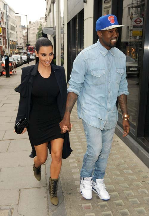 Passion For Fashion  Kanye West Rocking A Just Don Snakeskin ... fe9974b343c