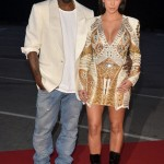Boo'd Up In Cannes: Kanye West & Kim Kardashian Hits The Red Carpet For 'Cruel Summer' Premiere