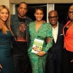 Friends Night Out: Beyonce, Jay-Z, Mary J Blige & L.A. Reid Attend Erica Reid's Book Launch