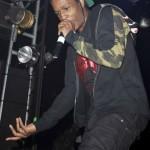 Fashion Me Dope: A$AP Rocky Wearing Bape Shark Hoodie & Hood By Air Paramount Shirt