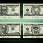 """New Music: Bangladesh """"100"""" Ft. Pusha T, Jadakiss & 2 Chainz"""
