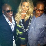 One Woman Army: Lala Vazquez-Anthony, L.A. Reid, Jermaine Dupri & More Joins Ciara At NYC Album Listening Session