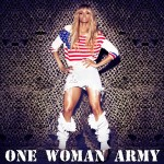"""Getting Patriotic And Sexy: Ciara Releases Images From Her New """"One Woman Army"""" Promo Shoot"""