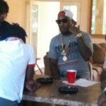 Is Rising Chicago Rapper Chief Keef Corporate Thuggin? Jeezy Had A Meeting With Him [With Pictures & Contract]