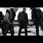 "Kanye West, Big Sean, Pusha T, 2 Chainz, Kid Cudi & Teyana Taylor: G.O.O.D. Music Styling & Mobbin' In ""Mercy"" Visual"
