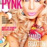 She's Summertime Fine: Tamar Braxton Goes COLORFUL For PYNK Magazine