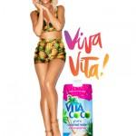 Looking Sexy In A Pineapple Bikini: Rihanna's Vita Coco Campaign