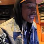 "Lighting Up & Spitting Bars: Wiz Khalifa ""SBTV"" Freestyle [With Footage]"