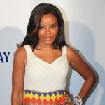 Getting Colorful In NYC: Angela Simmons, Melanie Fiona & June Ambrose Styling At Various Events