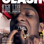His Success Came Overnight: A$AP Rocky Covers Clash Magazine First Ever Dual Issue