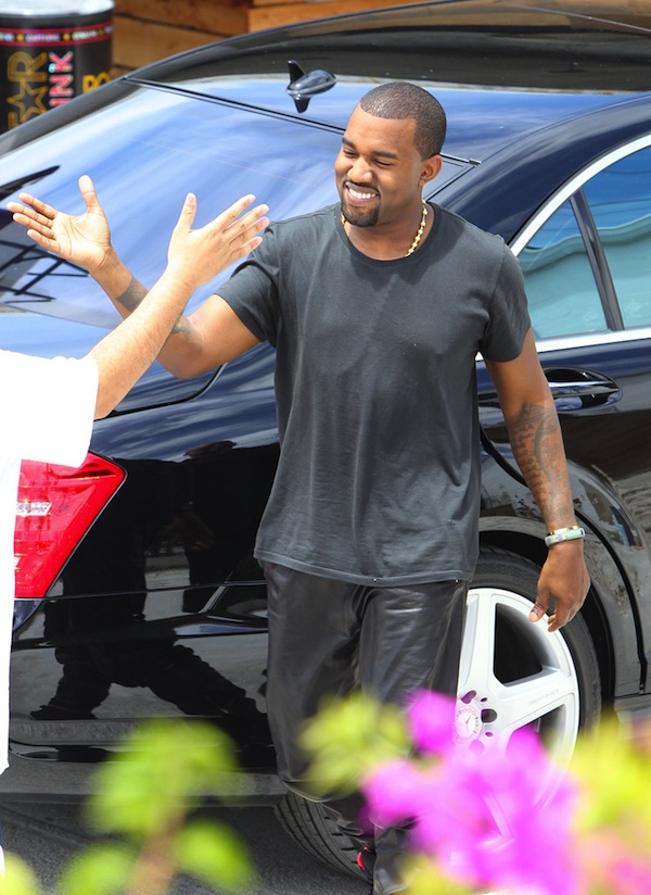myweibo 2017 Loose Mens Shorts Kanye West Harem Shorts Hip