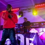 """Two Artists. Two Genres. One Stage: Kendrick Lamar & Bethany Cosentino Performs At Vitaminwater(R) & FADER """"Uncapped"""""""