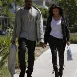 Blowing Money Fast In Cali: Kanye West & Kim Kardashian Shopping At Westfield Topanga Plaza