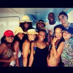 Still Enjoying Her Yacht Adventures: Rihanna & Friends Vacaying In St. Tropez With Magic Johnson