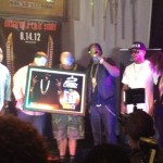 2 Chainz Receives Gold Plaque At His 'B.O.A.T.S.' Album Listening Party