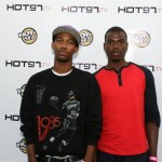 Out & About: Don Bleek Spotted At Hot 97's 'Night Out'