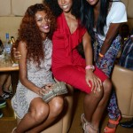 Jessica White & Tika Sumpter Help Kelly Rowland Celebrate The Debut Of Her Special Edition TW Steel Watch