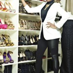 Pics & Excerpts From NeNe Leakes Cover Story In Denim Magazine; She Speaks On Hanging Out With Kanye West & Kim K