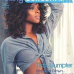 Tika Sumpter Looks Stunning In Her Rolling Out Photo Spread; Plus She Talks About 'Sparkle' & Dating