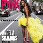 Angela Simmons Gets GLAMOROUS In Her 'SEX IN THE CITY' Themed Shoot For PYNK Magazine