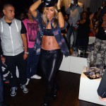 Ciara Partied It Up At New York City's Club Amnesia With Flo Rida & Celebrity Blogger Necole Bitchie