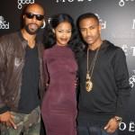 Big Sean, Teyana Taylor, Common, Nene Leakes, Jennifer Williams & More Attend The G.O.O.D Music Pre-VMA Party