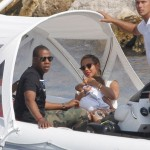 Jay-Z, Beyonce, Baby Blue Ivy & Mamma Jay-Z Wrapped-Up Their Vacation In The South Of France
