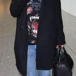 Celebs Style: Rihanna & Teyana Taylor Wearing A Givenchy Rottweiler Tee-Shirt
