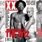 Wiz Khalifa & Amber Rose Cover XXL's October/November Issue