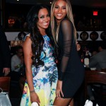 Ciara Celebrates Her 27th Birthday With Lala Anthony & Friends In New York City