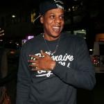 Watch My Style: Jay-Z In A $155 Billionaire Boys Club BBC Script Crewneck