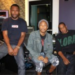Jay-Z Is Back In The Studio With FRANK OCEAN & Pharrell [With Picture]